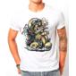 Transfer sublimático para camiseta Radical 001379