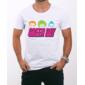 Transfer sublimático para camiseta Green Day 000225
