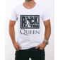 Transfer sublimático para camiseta Queen 000304