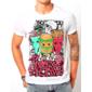 Transfer sublimático para camiseta Radical 001436