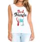 Transfer sublimático para camisa Amizade 004555