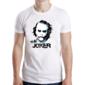 Transfer sublimático para camiseta Heróis/Vilões 004687