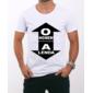 Transfer sublimático para camiseta Engraçada 000453