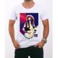 Transfer sublimático para camiseta Jimmy Page 000248
