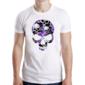 Transfer sublimático para camiseta Caveiras 003669