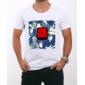 Transfer sublimático para camiseta Mr. Big 000284