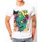 Transfer sublimático para camiseta Radical 001466