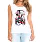 Transfer sublimático para camiseta Feminina 002564