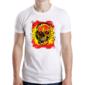 Transfer sublimático para camiseta Caveiras 003725