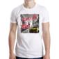 Transfer sublimático para camiseta Carros/Motos 003187
