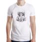 Transfer sublimático para camiseta Animal Hipster 003539