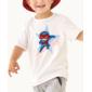 Transfer sublimático para camiseta Heróis Baby 004297
