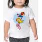 Transfer sublimático para camiseta Heróis Baby 004300