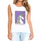 Transfer sublimático para camiseta Unicórnio 003396