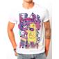 Transfer sublimático para camiseta Radical 001500