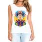Transfer sublimático para camiseta feminina Frida Kahlo 003065