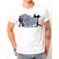 Transfer sublimático para camiseta Surf/Street 001753