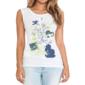 Transfer sublimático para camiseta Feminina 000604