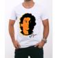 Transfer sublimático para camiseta Ayrton Senna 001272