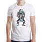 Transfer sublimático para camiseta Zombies 004334