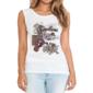 Transfer sublimático para camiseta Feminina 000569