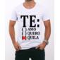 Transfer sublimático para camiseta Engraçada 000517