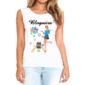 Transfer sublimático para camiseta Blogueira 004732