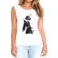 Transfer sublimático para camiseta Feminina 002522