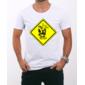 Transfer sublimático para camiseta Engraçada 000488
