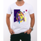 Transfer sublimático para camiseta Nirvana 000287