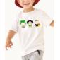 Transfer sublimático para camiseta Turma do Chaves 001878