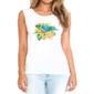 Transfer sublimático para camiseta Feminina 004258