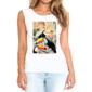Transfer sublimático para camiseta Feminina 003201