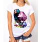 Transfer sublimático para camiseta Madonna 000270