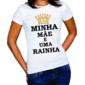 Transfer sublimático para camiseta Dia das Mães 000145