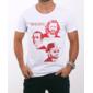 Transfer sublimático para camiseta Bee Gees 000177