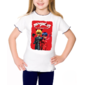 Transfer sublimático para camiseta 004818
