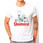 Transfer sublimático para camiseta Química 003037