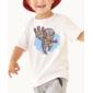 Transfer sublimático para camiseta Heróis Baby 004290