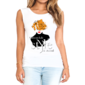 Transfer sublimático para camiseta Feminina 002736