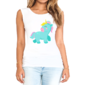 Transfer sublimático para camiseta Unicórnio 003401