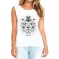 Transfer sublimático para camiseta Feminina 002451