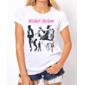 Transfer sublimático para camiseta Michael Jackson 000281