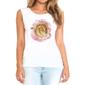 Transfer sublimático para camiseta Feminina 004220