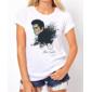 Transfer sublimático para camiseta Elvis Presley 000217