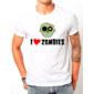 Transfer sublimático para camiseta Zombies 001901