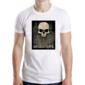 Transfer sublimático para camiseta Caveiras 003713