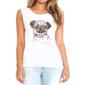 Transfer sublimático para camiseta Feminina 004149