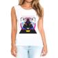 Transfer sublimático para camiseta Feminina 002415