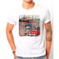 Transfer sublimático para camiseta Carros/Motos 002898
